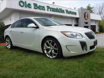 2012 Buick Regal for sale in Oak Ridge, TN