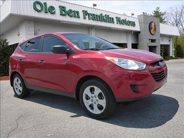 2013 Hyundai Tucson for sale in Oak Ridge, TN