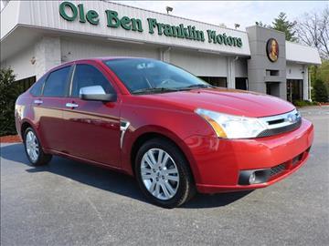 2009 Ford Focus for sale in Oak Ridge, TN
