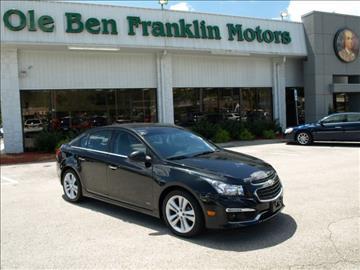 Sedan for sale oak ridge tn for Ole ben franklin motors