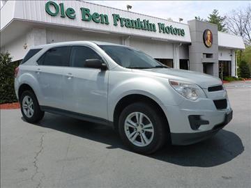 2010 Chevrolet Equinox for sale in Oak Ridge, TN