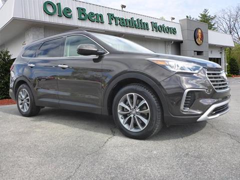 2017 Hyundai Santa Fe for sale in Oak Ridge, TN