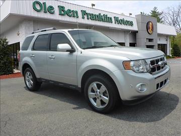 2011 Ford Escape for sale in Oak Ridge, TN