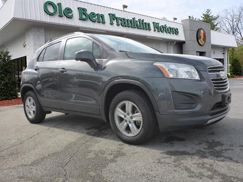 2016 Chevrolet Trax for sale in Oak Ridge, TN