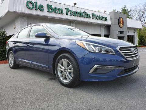 2015 Hyundai Sonata for sale in Oak Ridge, TN