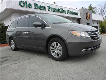 2015 Honda Odyssey for sale in Oak Ridge, TN