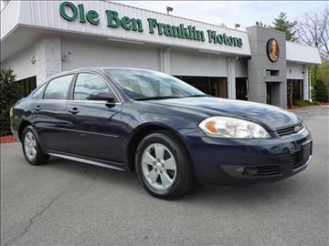 2011 Chevrolet Impala for sale in Oak Ridge, TN