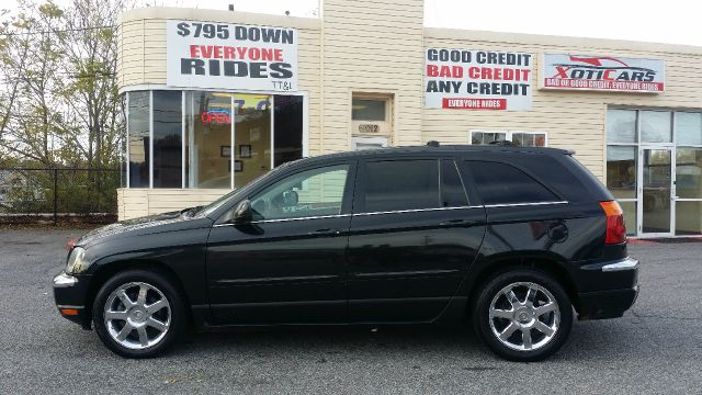 2006 chrysler pacifica limited awd 4dr wagon in capitol. Black Bedroom Furniture Sets. Home Design Ideas