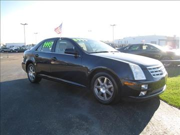 2007 cadillac sts for sale in troy mi. Black Bedroom Furniture Sets. Home Design Ideas