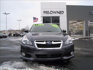 2013 Subaru Legacy for sale in Troy, MI