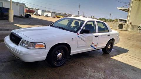 2007 Ford Crown Victoria for sale in New Orleans, LA