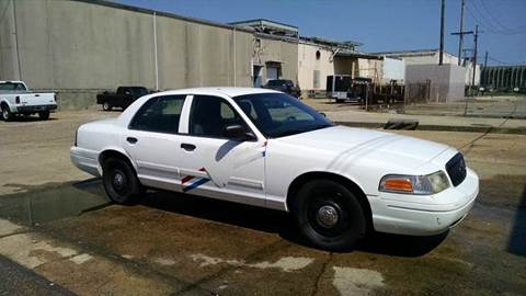 2010 Ford Crown Victoria for sale in New Orleans, LA