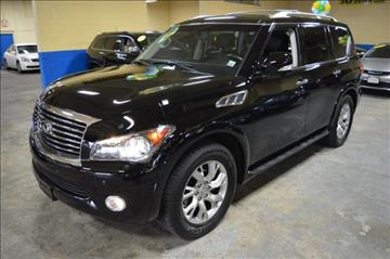 2013 Infiniti QX56 for sale in Freeport, NY