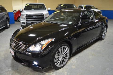 2015 Infiniti Q60 Coupe for sale in Freeport, NY