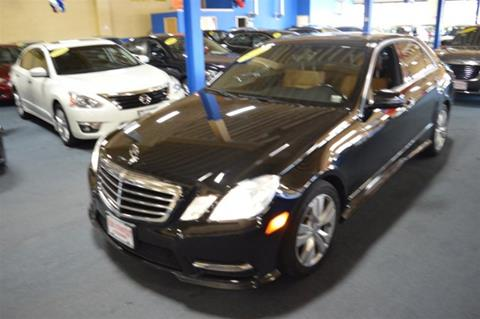 2013 Mercedes-Benz E-Class for sale in Freeport, NY