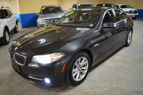 2015 BMW 5 Series for sale in Freeport, NY