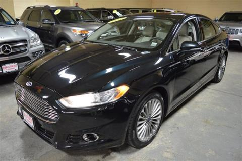 2014 Ford Fusion for sale in Freeport, NY