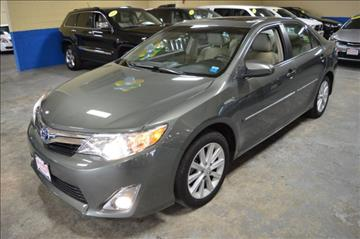 2012 Toyota Camry Hybrid for sale in Freeport, NY