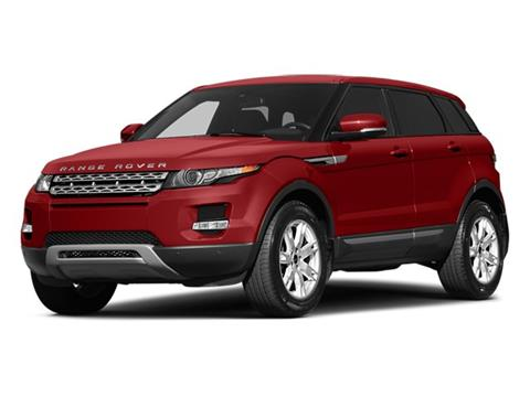 2013 Land Rover Range Rover Evoque for sale in Freeport, NY