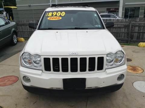 2005 Jeep Grand Cherokee for sale in Scranton, PA