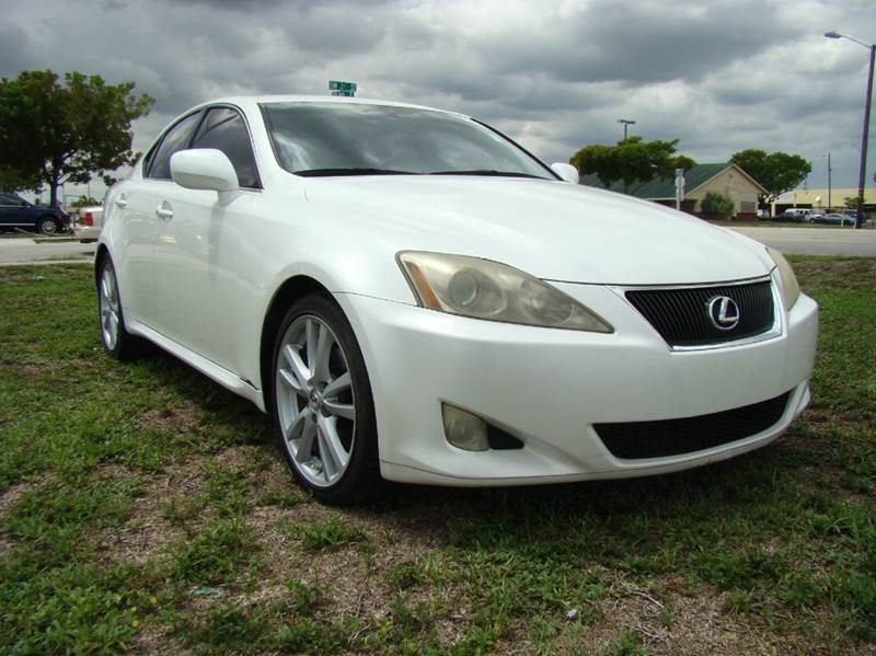 Lexus Is 250 For Sale In Florida