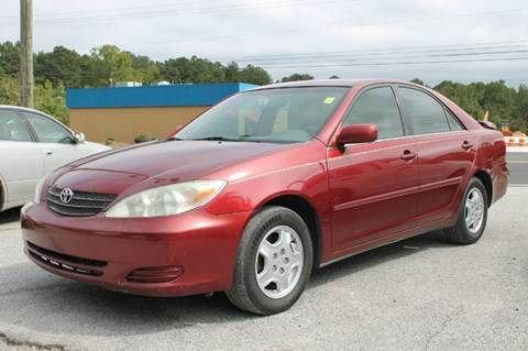 2002 Toyota Camry for sale in Duluth, GA