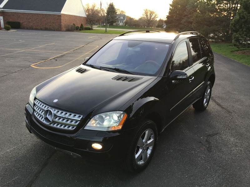 2006 mercedes benz m class ml500 awd 4matic 4dr suv in oak. Black Bedroom Furniture Sets. Home Design Ideas