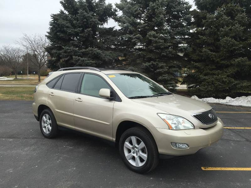 2005 lexus rx 330 awd 4dr suv in oak creek wi unlimited. Black Bedroom Furniture Sets. Home Design Ideas