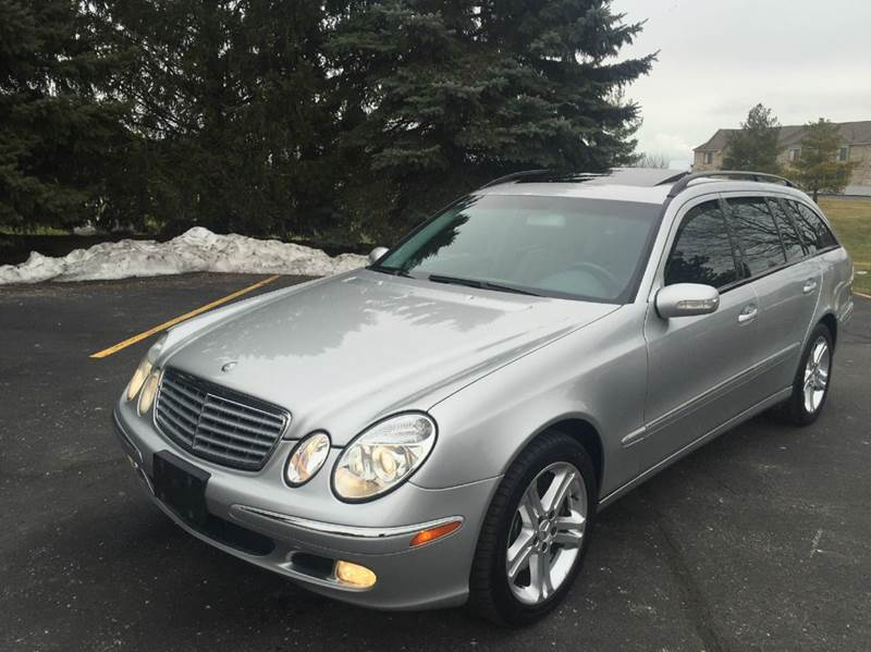 2004 mercedes benz e class e500 4matic awd e500 4matic 4dr for Mercedes benz e500 wagon