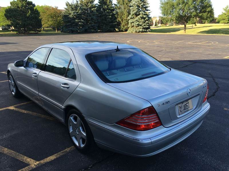 2004 mercedes benz s class awd s430 4matic 4dr sedan in for 2004 mercedes benz s430