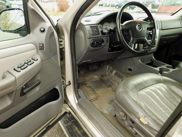 2003 Mercury Mountaineer AWD 4dr SUV - Shakopee MN