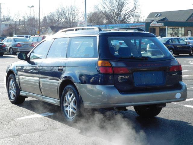 2001 Subaru Outback AWD 4dr Wagon - Shakopee MN