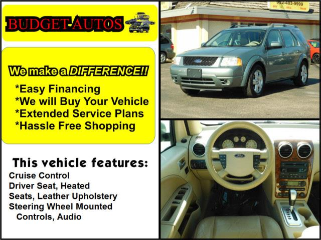 2005 Ford Freestyle AWD Limited 4dr Wagon - Shakopee MN