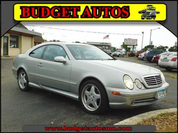 2000 Mercedes-Benz CLK for sale in Shakopee, MN