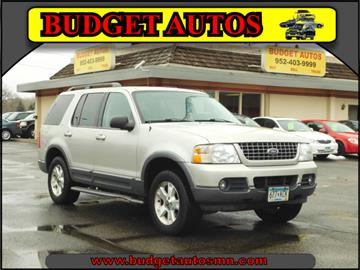 2003 Ford Explorer for sale in Shakopee, MN