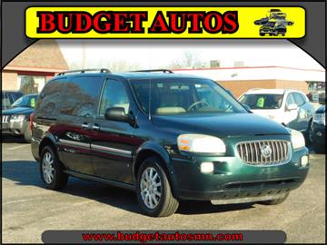 2006 Buick Terraza for sale in Shakopee, MN