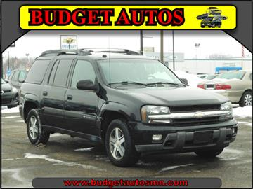 2004 Chevrolet TrailBlazer EXT for sale in Shakopee, MN
