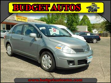 2007 Nissan Versa for sale in Shakopee, MN