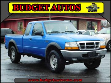 2000 Ford Ranger for sale in Shakopee, MN
