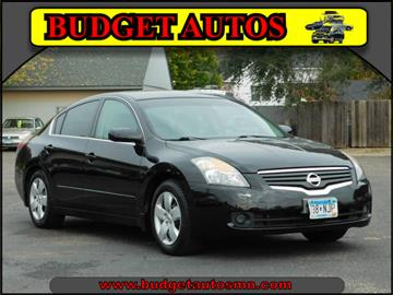 2007 Nissan Altima for sale in Shakopee, MN