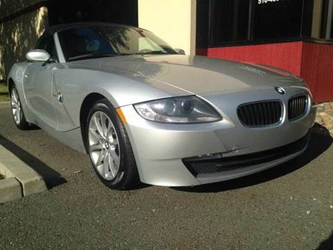 2007 BMW Z4 for sale in Fremont, CA