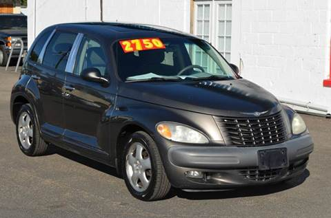 2002 Chrysler PT Cruiser for sale in Twin Falls, ID