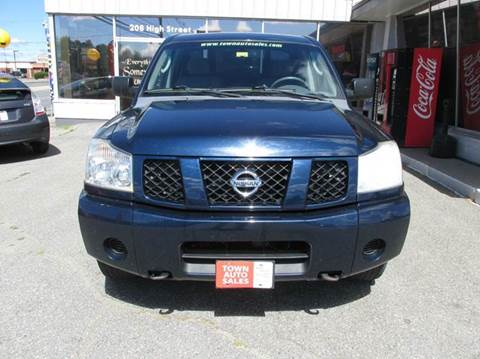 Nissan Titan For Sale In Maine