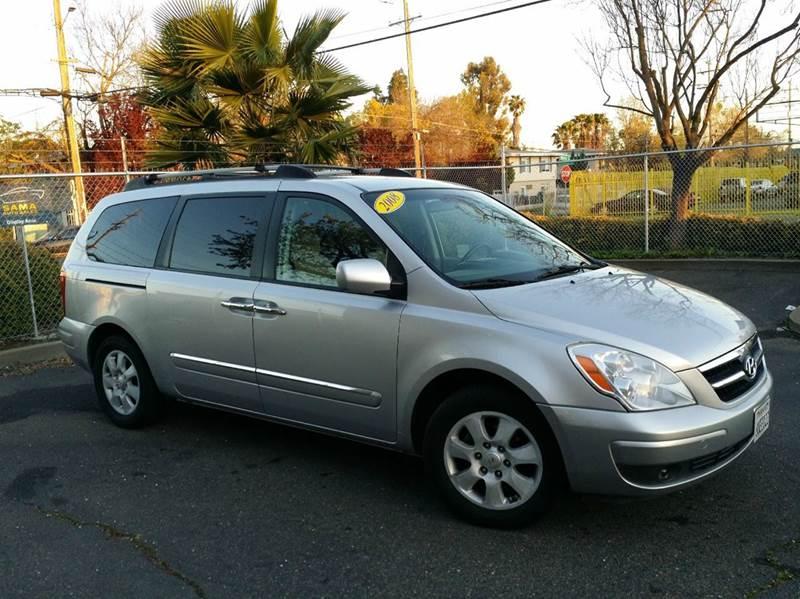 2008 Hyundai Entourage In Sacramento Ca Sama Auto Sales border=