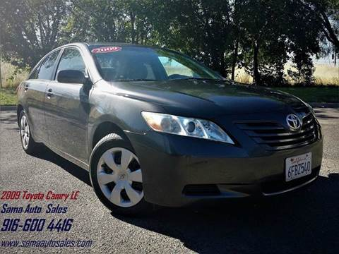 2009 Toyota Camry for sale in Sacramento, CA