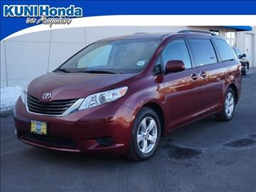 2014 Toyota Sienna for sale in Centennial, CO