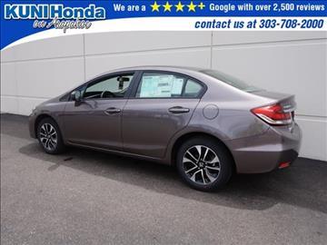 2015 Honda Civic For Sale Carsforsale Com