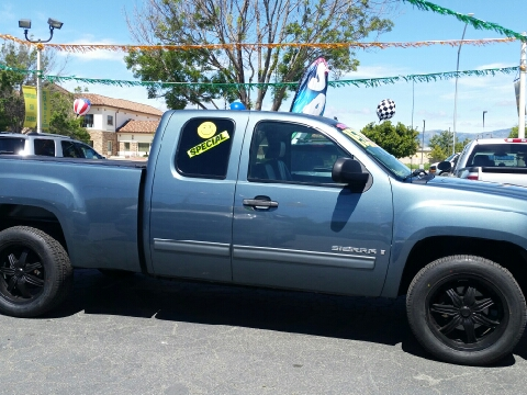 2007 GMC Sierra 1500 for sale in Salinas, CA