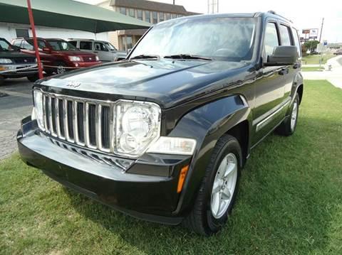 2011 Jeep Liberty for sale in San Antonio, TX
