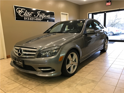 Mercedes benz for sale west chester oh for Mercedes benz westchester